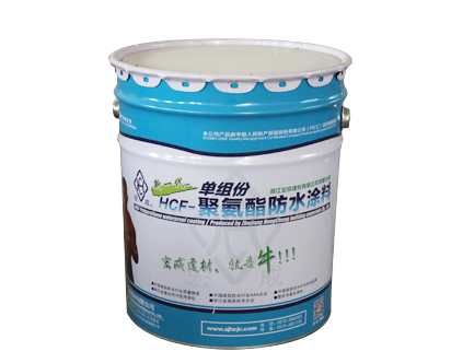 HCF- 單組份聚氨酯防水涂料