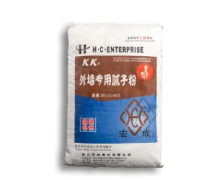 HCJ-外墻膩子粉
