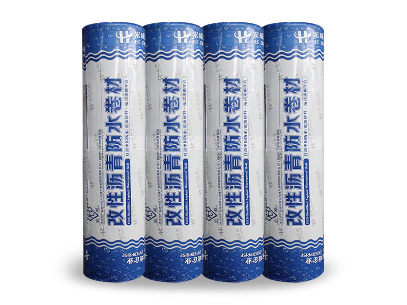 HCF-彈性體(SBS)改性瀝青防水卷材